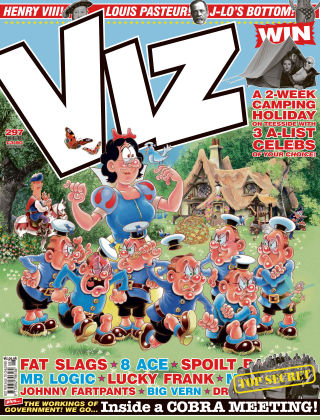 Viz Issue 297
