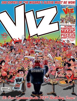 Viz Issue 300