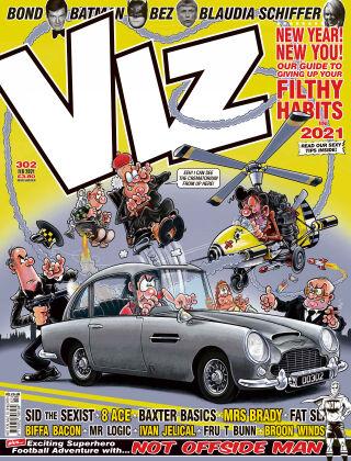 Viz Issue 302