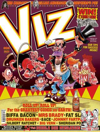 Viz Issue 303