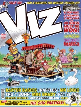 Viz Issue 305
