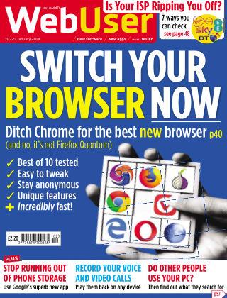 Web User 440