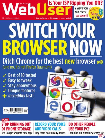 Web User January 10, 2018 00:00