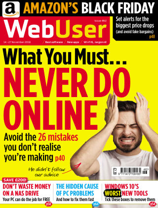 Web User Issue 462