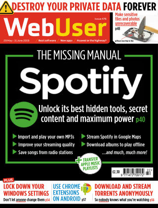 Web User Issue 476