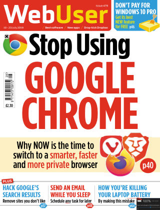 Web User Issue 479