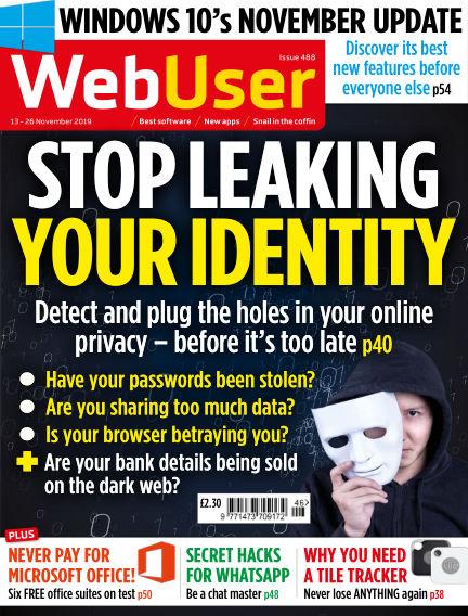 Web User November 13, 2019 00:00