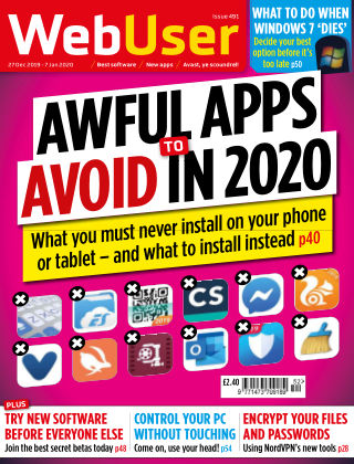 Web User Issue 491