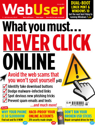 Web User Issue 494