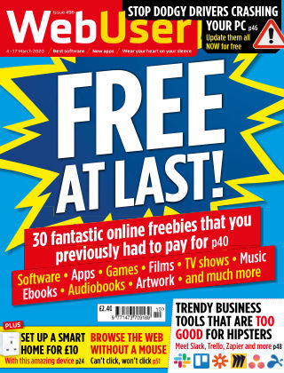 Web User Issue 496