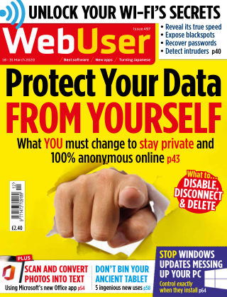Web User Issue 497