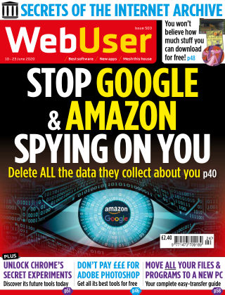 Web User Issue 503