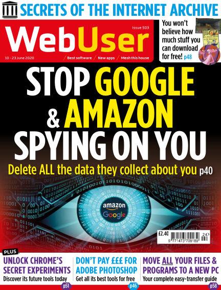 Web User June 10, 2020 00:00