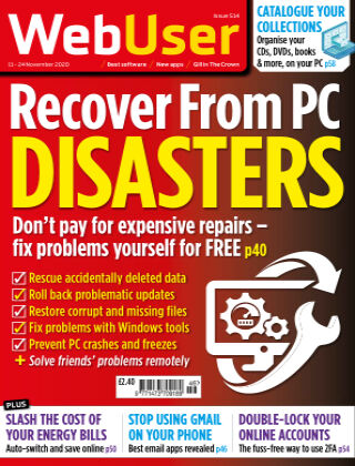 Web User Issue 514