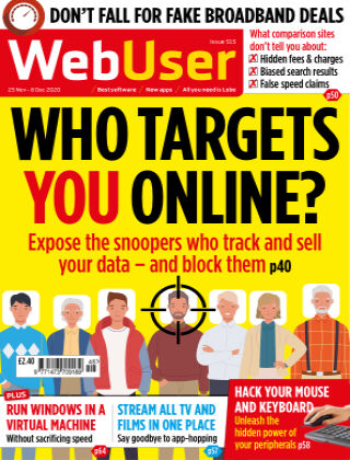 Web User Issue 515