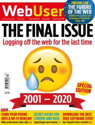 Web User Issue 516