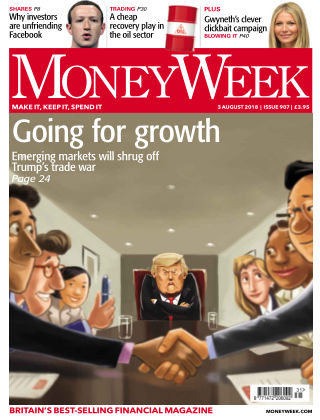 MoneyWeek Issue 907