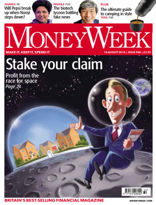 MoneyWeek Issue 908
