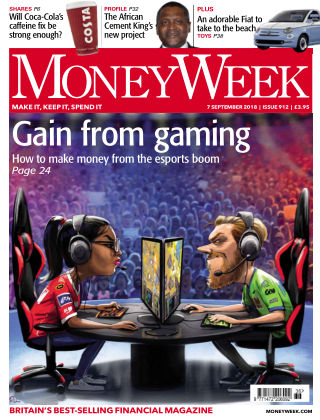 MoneyWeek Issue 912