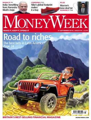 MoneyWeek Issue 914