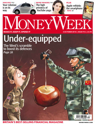 MoneyWeek  Issue 916