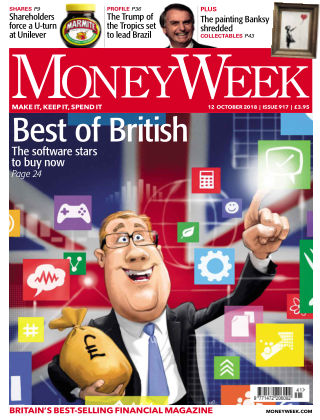 MoneyWeek Issue 917