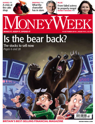 MoneyWeek Issue 918