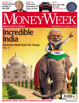 MoneyWeek Issue 921
