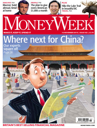 MoneyWeek Issue 922