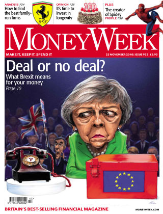 MoneyWeek Issue 923