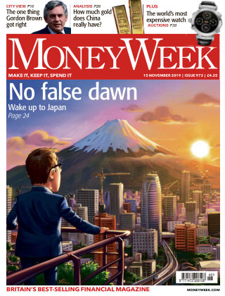 MoneyWeek Issue 973