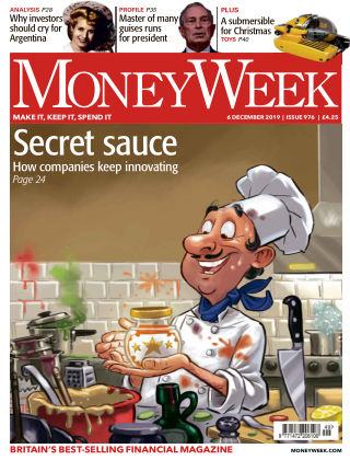 MoneyWeek Issue 976