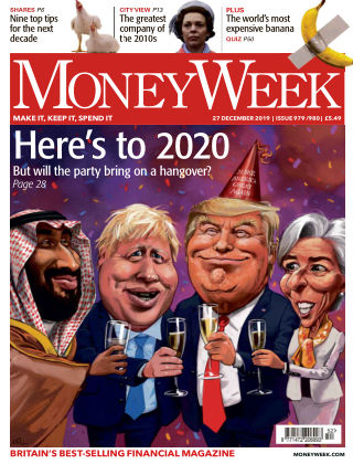 MoneyWeek Issue 979