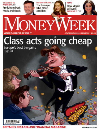 MoneyWeek Issue 982