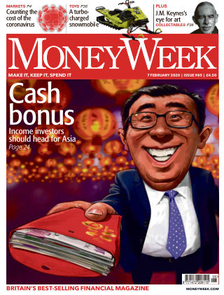 MoneyWeek Issue 985