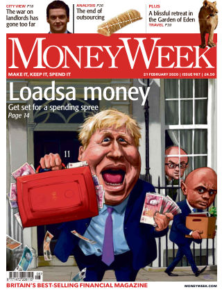 MoneyWeek Issue 987