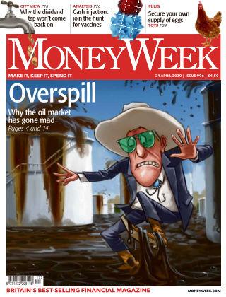 MoneyWeek Issue 996
