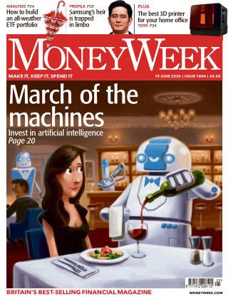 MoneyWeek Issue 1004