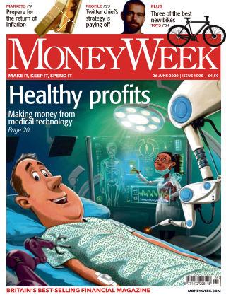 MoneyWeek Issue 1005