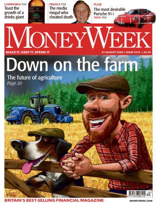 MoneyWeek Issue 1013