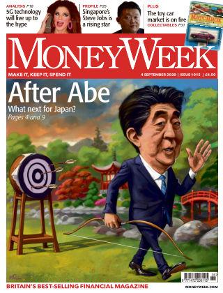 MoneyWeek Issue 1015