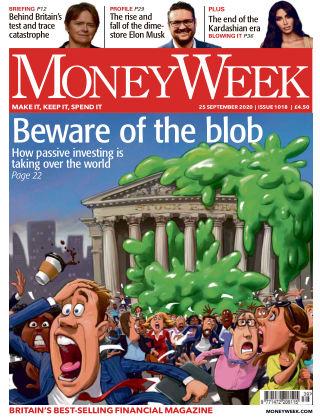 MoneyWeek Issue 1018