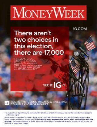MoneyWeek Issue 1023
