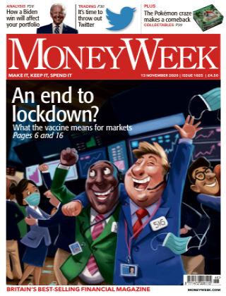MoneyWeek Issue 1025