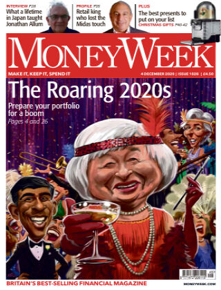 MoneyWeek Issue 1028