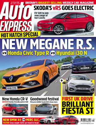 Auto Express Issue 1533
