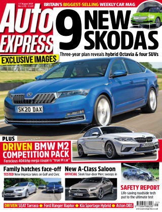 Auto Express Issue 1535