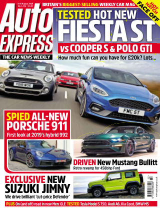 Auto Express Issue 1536