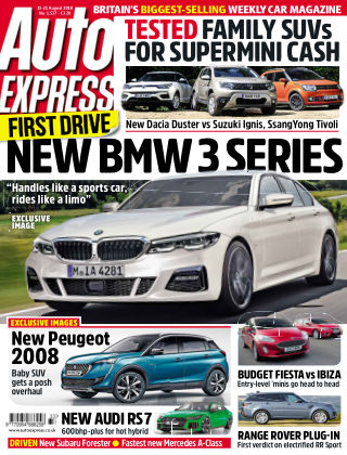 Auto Express Issue 1537
