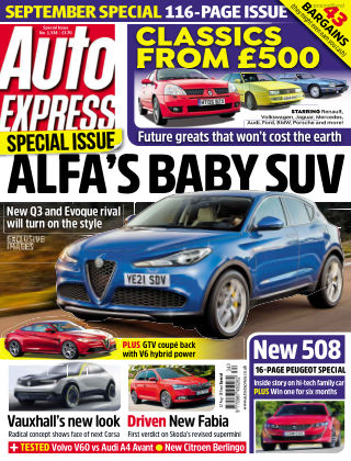 Auto Express Issue 1538